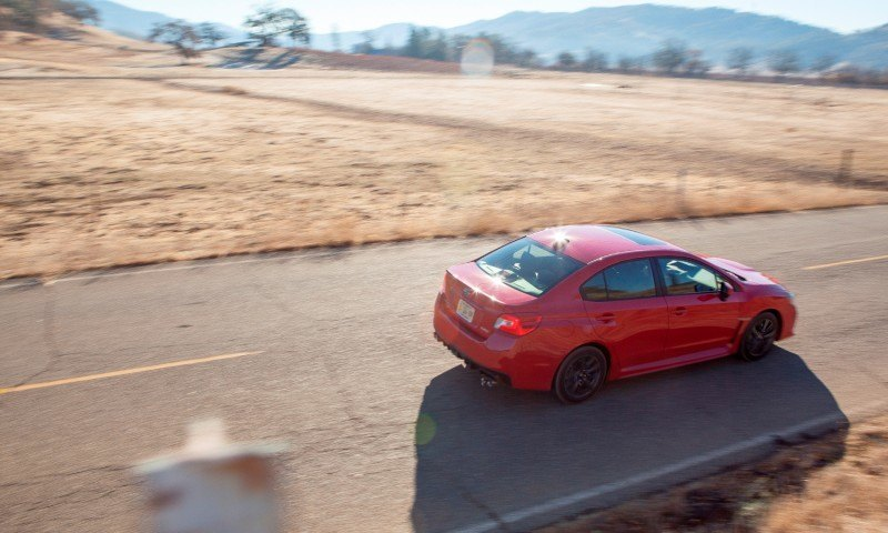 2015 Subaru WRX Hits The Gravel In 90 New Photos in Four Colors 34