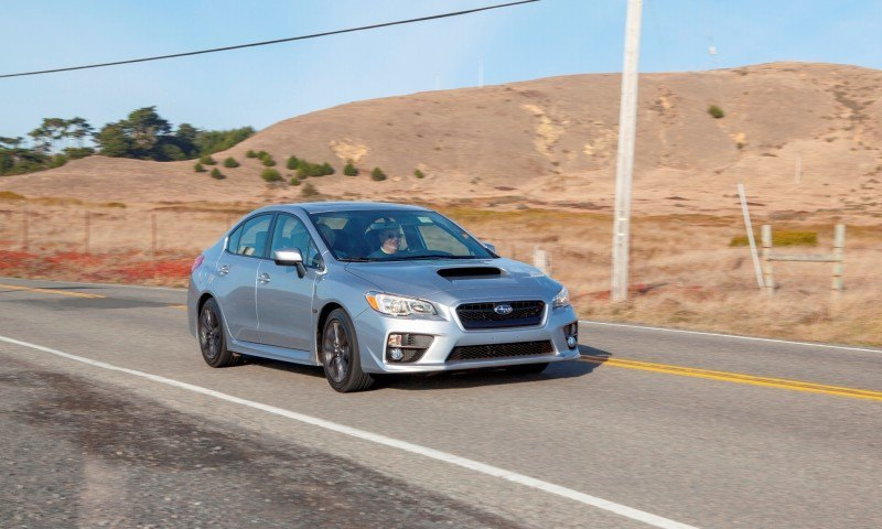 2015 Subaru WRX Hits The Gravel In 90 New Photos in Four Colors 64