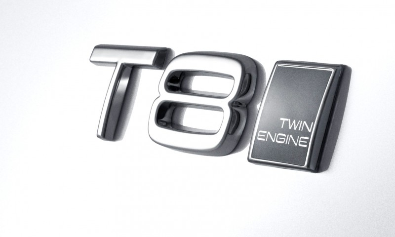 2015 VOLVO XC90 Powertrain Teaser - Twin-Engine PHEV with 400HP Dubbed T8, 316HP T6 Also Coming to USA 1