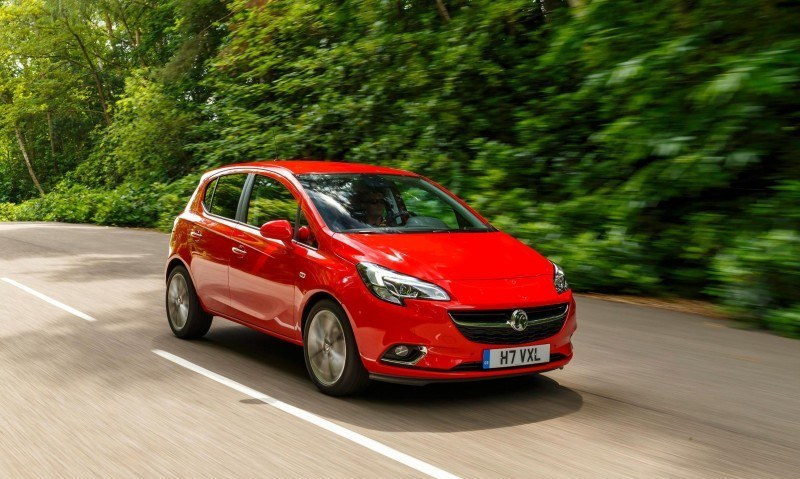 2015 Vauxhall Corsa Brings Adam Opel-style Nose, Better Engines and Cabin Refinement 1