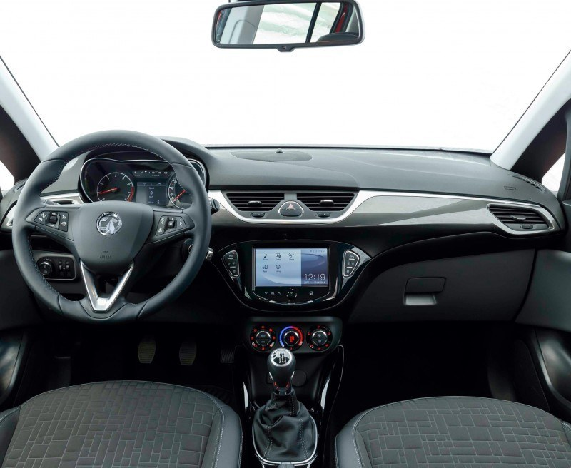 2015 Vauxhall Corsa Brings Adam Opel-style Nose, Better Engines and Cabin Refinement 29