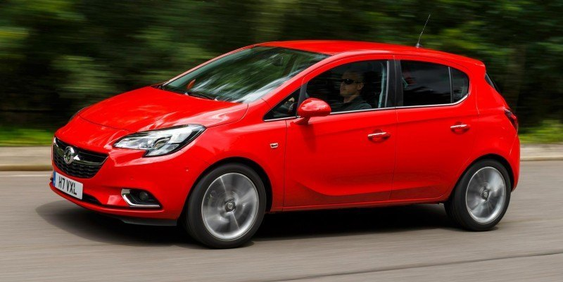 2015 Vauxhall Corsa Brings Adam Opel-style Nose, Better Engines and Cabin Refinement 9