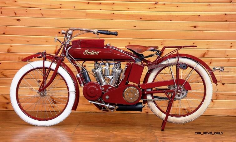 1914 Indian Hendee 3