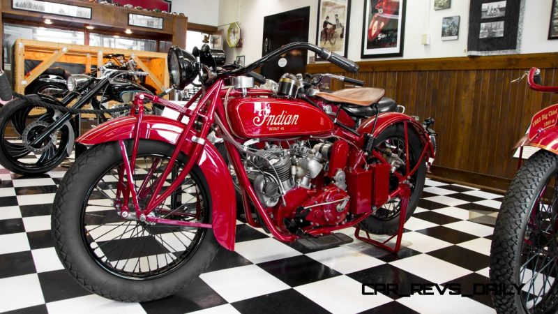 1927 Indian Scout 1 to Mecum