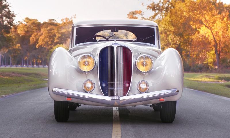 1938 Delahaye 135 MS Coupe by Figoni et Falaschi 13