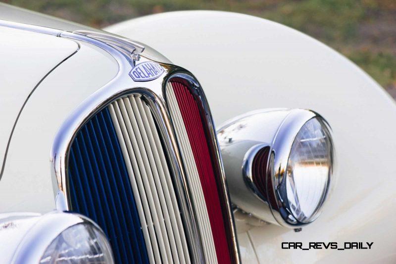 1938 Delahaye 135 MS Coupe by Figoni et Falaschi 6