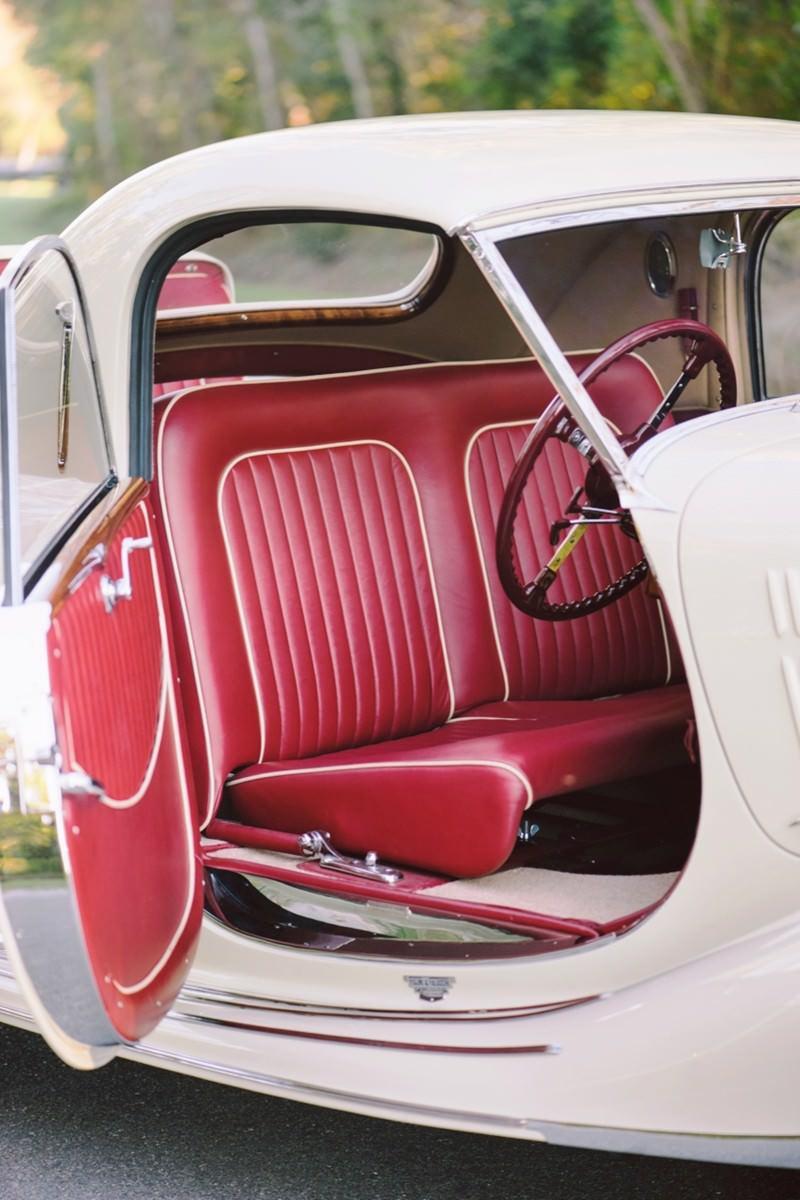 1938 Delahaye 135 MS Coupe by Figoni et Falaschi 9