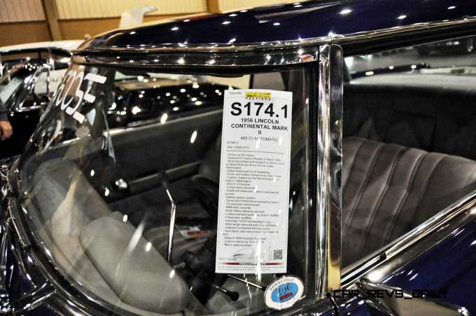 1956 Lincoln Continental Mark II by Sam Foose 15