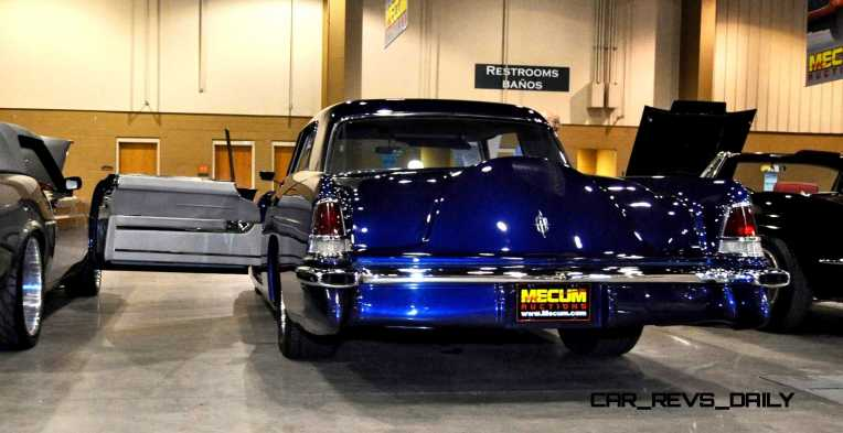1956 Lincoln Continental Mark II by Sam Foose 25