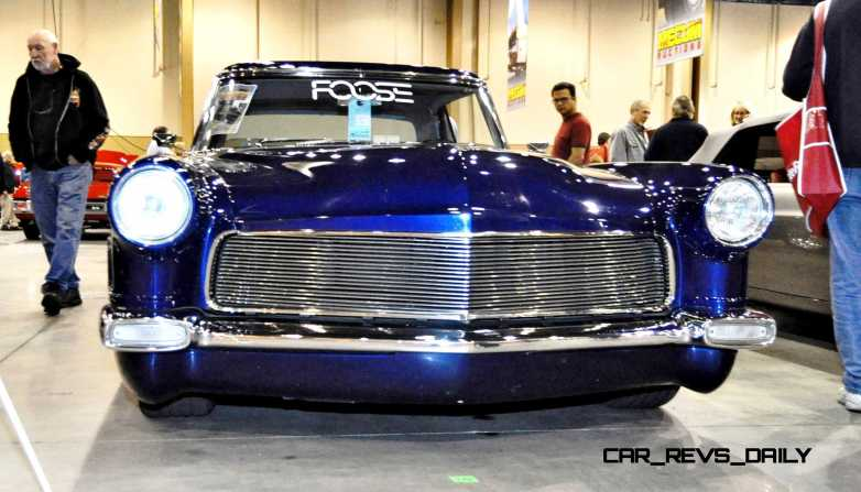 1956 Lincoln Continental Mark II by Sam Foose 3