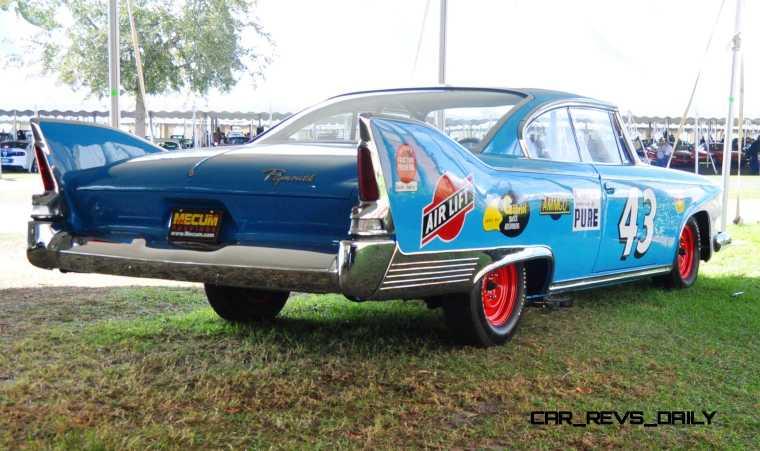 1960 Plymouth Fury NASCAR 11