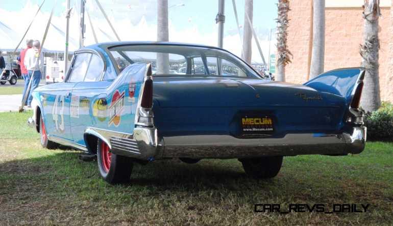 1960 Plymouth Fury NASCAR 2