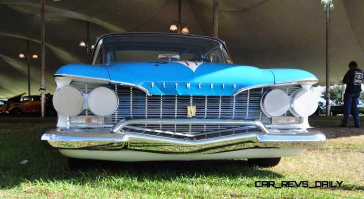 1960 Plymouth Fury NASCAR 21