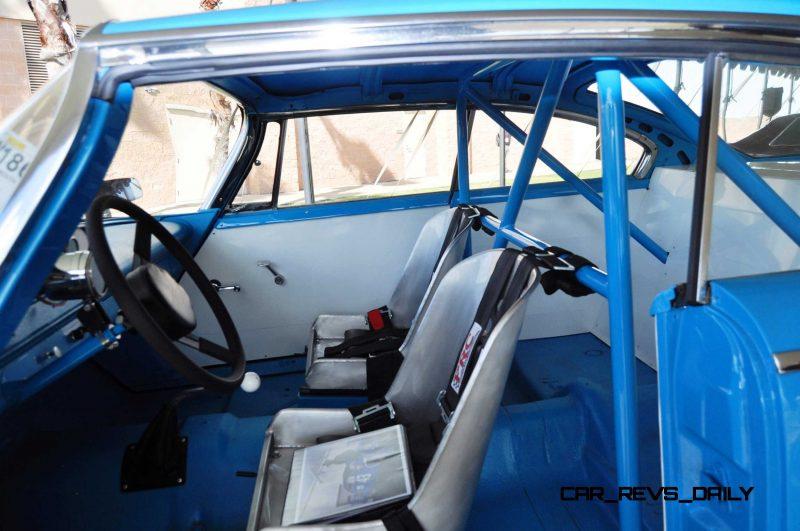 1960 Plymouth Fury NASCAR 39