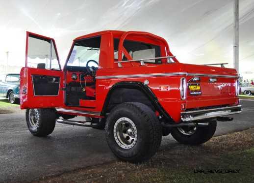 1970 Ford Bronco V8 Pickup 35