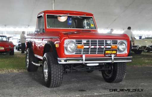 1970 Ford Bronco V8 Pickup 8