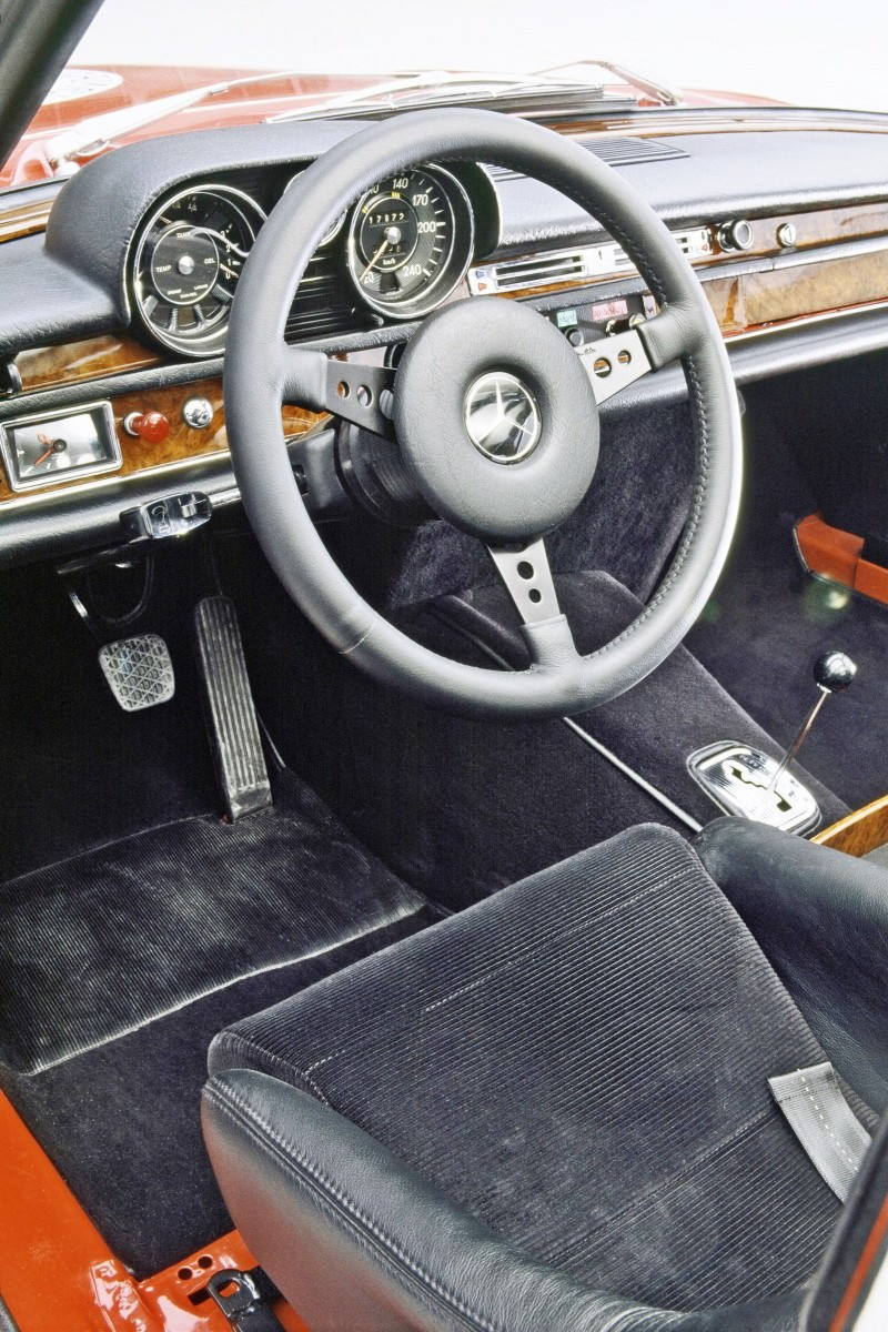 1971 Mercedes-Benz 300 SEL 6.8 AMG 24