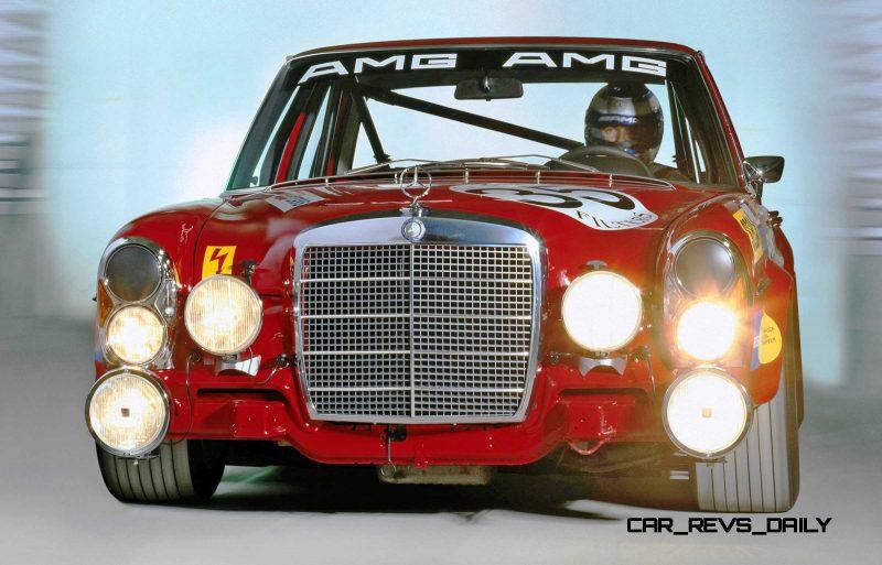 1971 Mercedes-Benz 300 SEL 6.8 AMG 8