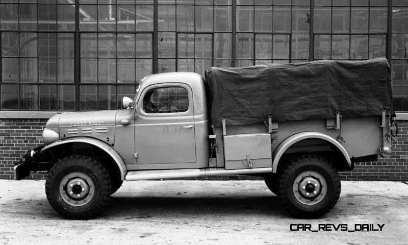 Dodge Power Wagon Concept Vehicle.  (pwg001)