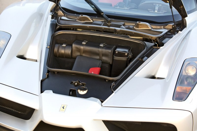 2003 Ferrari Enzo Silver 10