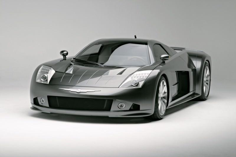 Chrysler ME Four-Twelve Concept