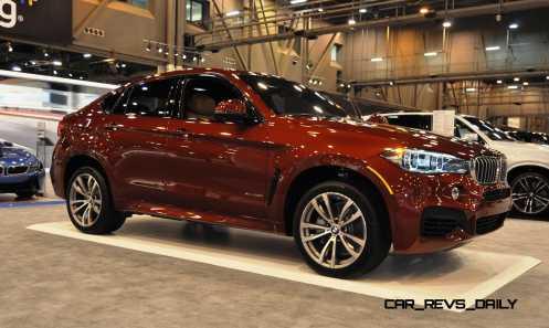 2015 BMW X6 xDrive50i 17