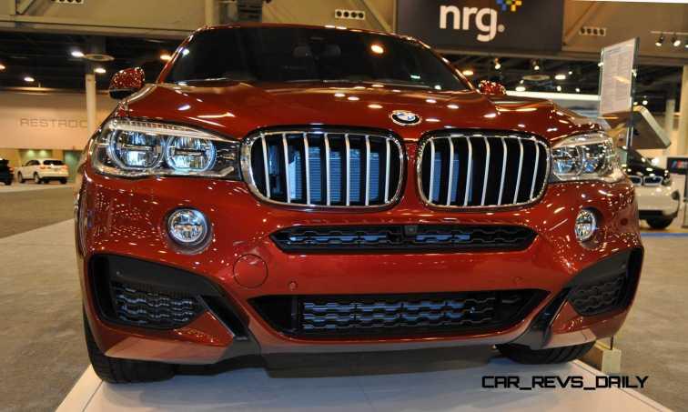 2015 BMW X6 xDrive50i 4