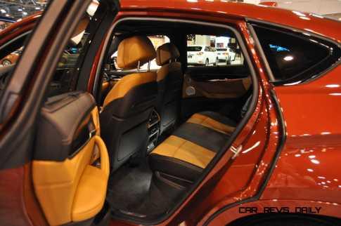 2015 BMW X6 xDrive50i 6