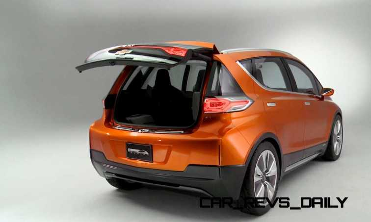 2015 Chevrolet BOLT EV Concept 10