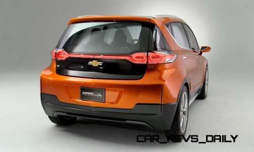 2015 Chevrolet BOLT EV Concept 15