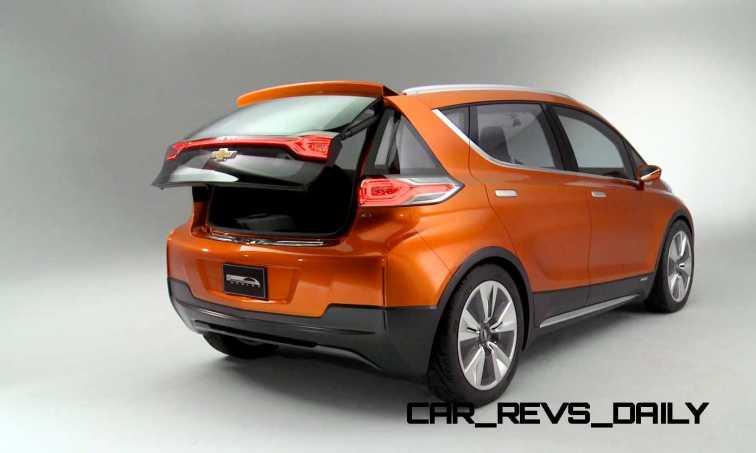 2015 Chevrolet BOLT EV Concept 8