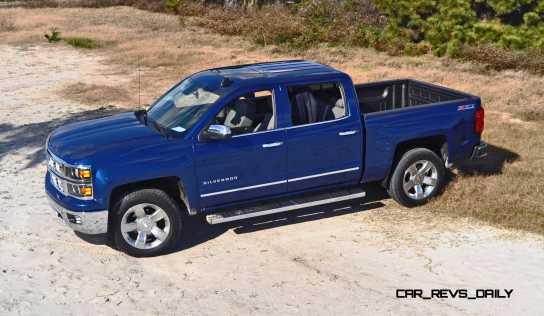 2015 Chevrolet Silverado 1500 Z71 14
