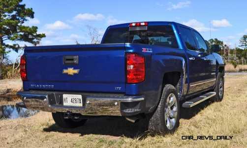 2015 Chevrolet Silverado 1500 Z71 34