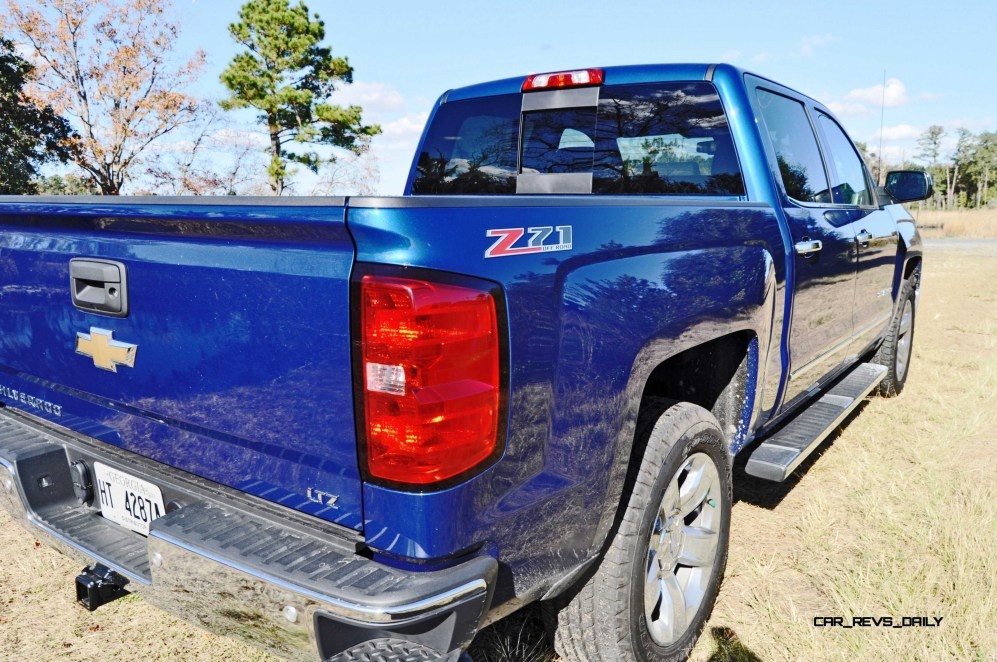 2015 Chevrolet Silverado 1500 Z71 49