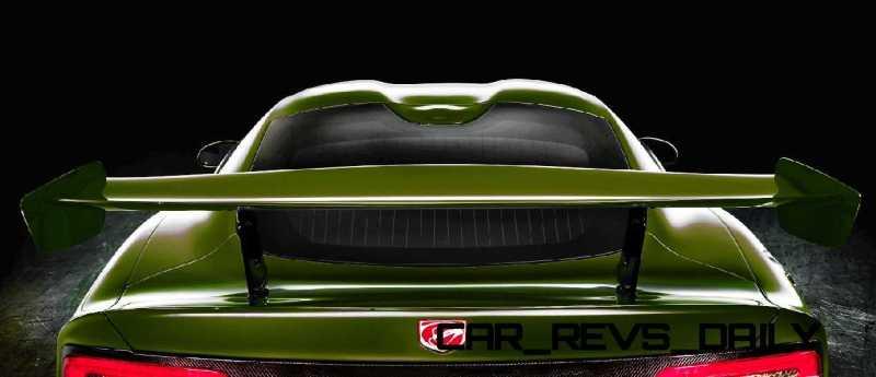 2015 Dodge Viper COLORS 103