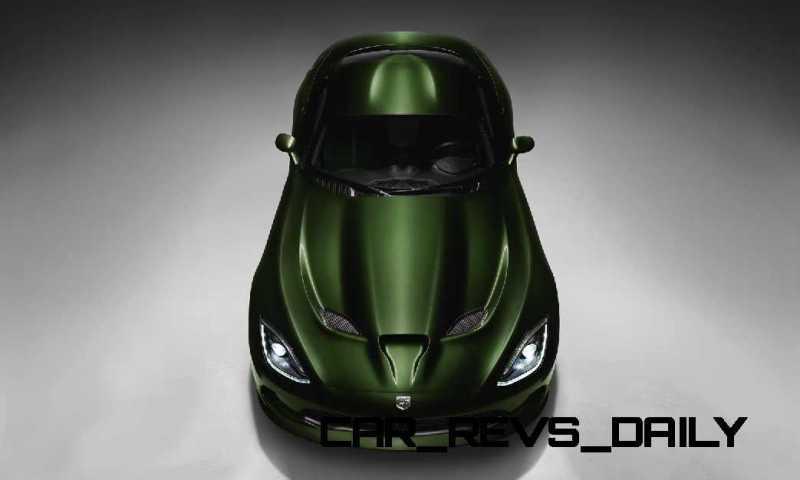 2015 Dodge Viper COLORS 147