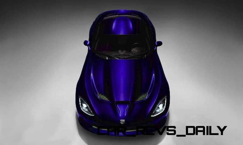 2015 Dodge Viper COLORS 159