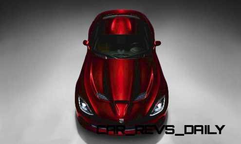 2015 Dodge Viper COLORS 164
