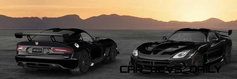 2015 Dodge Viper COLORS 21