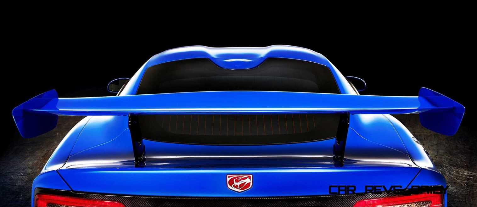 2015 Dodge Viper TA 2