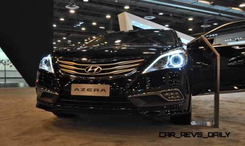 2015 Hyundai Azera LEDs 13