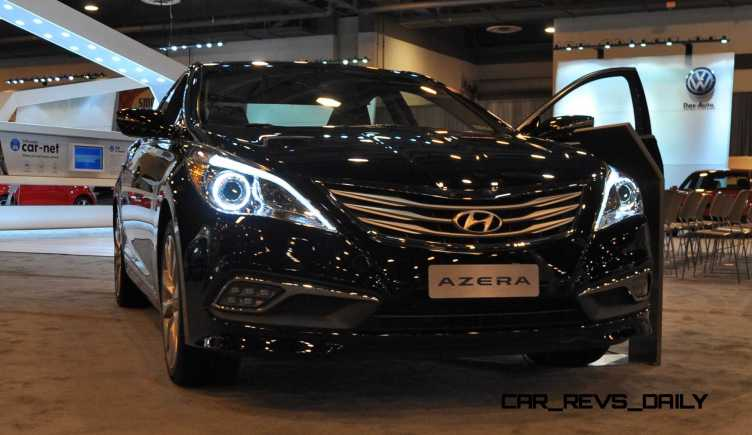 2015 Hyundai Azera LEDs 4