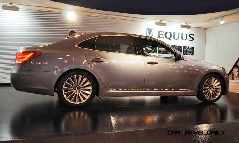 2015 Hyundai Equus 19