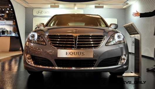2015 Hyundai Equus 2