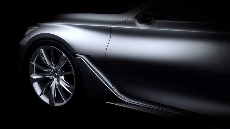 Infiniti Q60 Concept: Design Renderings