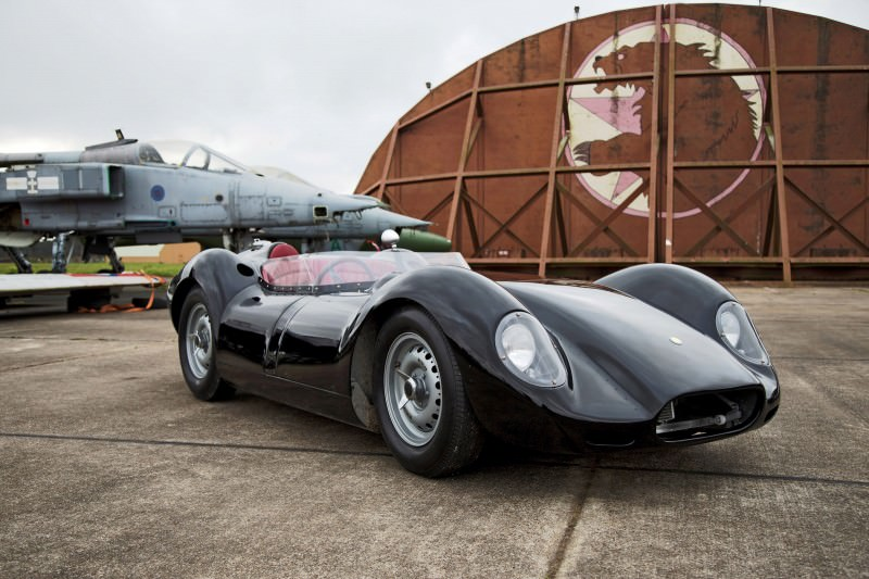 2015 LISTER Jaguar Knobbly 9