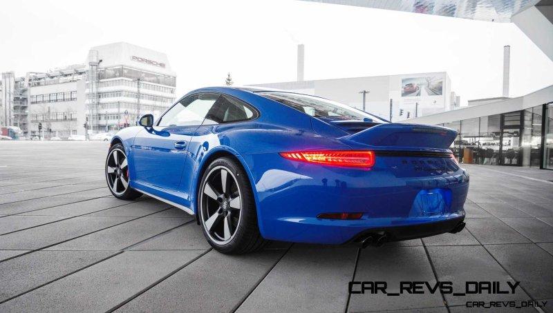 2015 Porsche 911 GTS Club Coupe 10