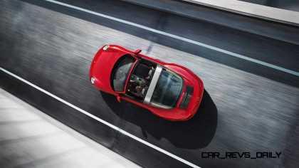 2015 Porsche 911 Targa 4 GTS 56