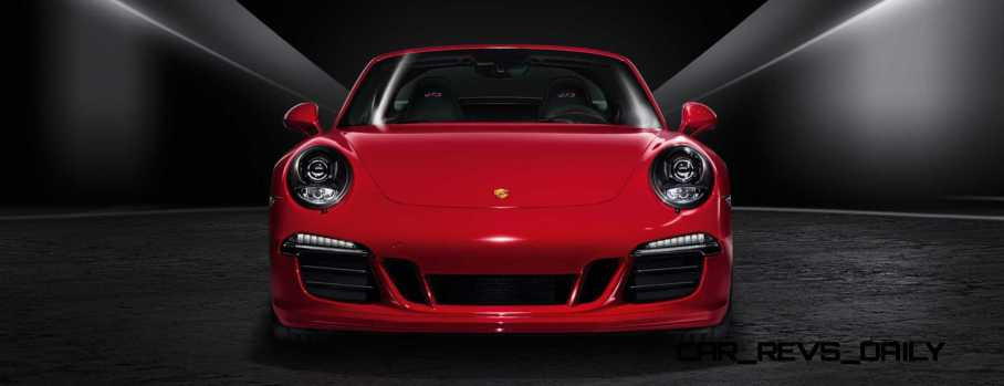 2015 Porsche 911 Targa 4 GTS 62