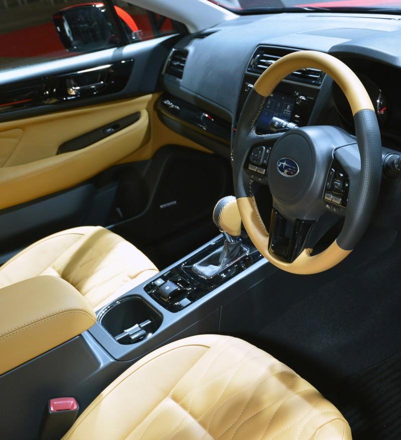 2015 Subaru Legacy B4 BLITZEN Concept 11 copy